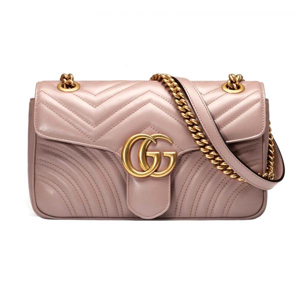 7d3e2c47af9b72 Gucci - GG Marmont Matelassé Bag | All The Dresses